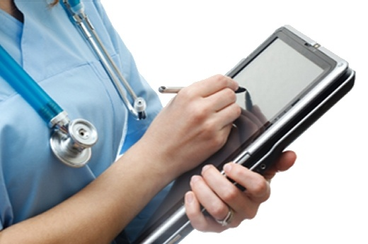 Dr with tablet v3